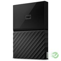 MX64364 1TB My Passport Portable HDD, USB 3.0, Black