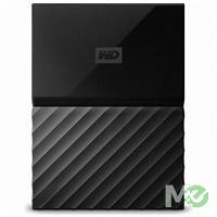 MX64484 2TB My Passport Portable HDD, USB 3.0, Black