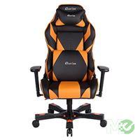 MX64559 Gear Series Bravo Gaming Chair, Black / Orange
