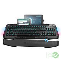 MX64607 Skeltr Smart Communication RGB Gaming Keyboard, Grey