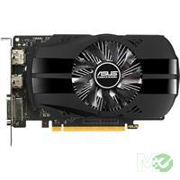 MX64641 GeForce GTX 1050 Ti 4GB Phoenix Edition PCI-E w/ HDMI, DisplayPort, DVI-D