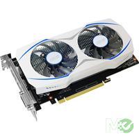 MX64701 DUAL GTX1050Ti OC GeForce GTX 1050 Ti 4GB PCI-E w/ HDMI, DisplayPort, DVI
