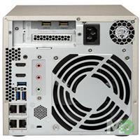 MX64855 TVS-473 4-Bay NAS w/ 8GB Memory
