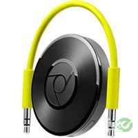 MX64966 Google Chromecast Audio, Black