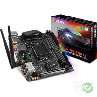 MX64973 Z270I GAMING PRO CARBON AC w/ DDR4 2133, 7.1 Audio, M.2, Gigabit LAN, Wi-Fi, PCI-E x16