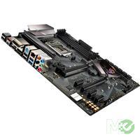 MX65036 ASUS ROG STRIX B250F GAMING w/ DDR4 2400, 7.1 Audio, Dual M.2, Gigabit LAN, CrossfireX