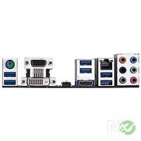 MX65047 Z270M-D3H w/ DDR4 2133, Audio, Gigabit LAN, CrossFireX
