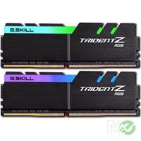 MX65184 Trident Z RGB Series DDR4 3200 RAM Kit w/ RGB LED Lighting, 16GB (2x 8GB)
