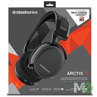 MX65248 Arctis 7 Headset Wireless Gaming Headset w/ Microphone, Black