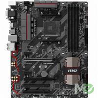 MX65558 B350 TOMAHAWK w/ DDR4-2400, 7.1 Audio, M.2, Gigabit LAN, CrossFireX