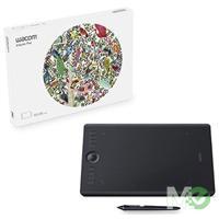 MX65723 Intuos Pro PTH-660 Pen & Touch Tablet, Medium
