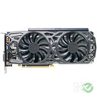 MX66166 GeForce GTX 1080 Ti SuperClocked Black Edition Gaming 11GB PCI-E w/ DVI, HDMI, Triple DP