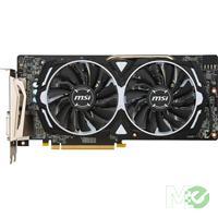 MX66279 RX 580 ARMOR OC Radeon RX 580 8GB PCI-E w/ Dual HDMI, Dual DP, DVI