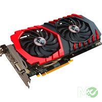 MX66283 RX 570 GAMING X Radeon RX 570 4GB PCI-E w/ Dual HDMI, Dual DP, DVI
