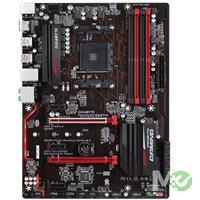 MX66335 AX370-GAMING w/ DDR4-2400, 7.1 Audio, M.2, Gigabit LAN, CrossFire
