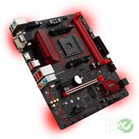 MX66396 A320M Gaming PRO w/ DDR4 2666, 7.1 Audio, M.2 PCIe Slot, Gigabit LAN, PCI-E x16 Slot