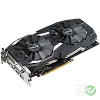 MX66785 DUAL RX580 OC Radeon RX 580 8GB PCI-E w/ DVI, Dual HDMI, Dual DP