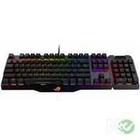 MX66813 ROG Claymore RGB Mechanical Gaming Keyboard, w/ Cherry MX Brown Switch