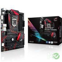 MX66912 ROG STRIX B250H GAMING w/ DDR4 2400, 7.1 Audio, Dual M.2, Gigabit LAN,  CrossfireX