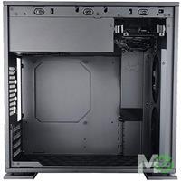 MX67122 301 Mini Tower Case, Black