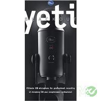 MX67422 Yeti USB Microphone, Blackout