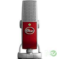 MX67426 Raspberry Professional USB Condenser Microphone, Red