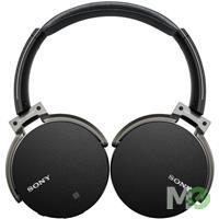 MX67450 MDR-XB950B1 EXTRA BASS Bluetooth Wireless Headphones, Black