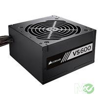 MX67896 VS Series VS600 80+ White ATX Power Supply, 600W