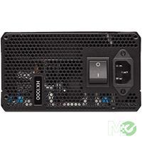 MX68056 HX Series HX1000 ATX Modular Power Supply, 80 Plus Platinum, 1000W