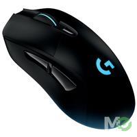 MX68077 G703 Lightspeed Wireless Gaming Mouse, Black