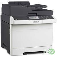 MX68129 CX417de Color Multifunction Printer, Copier, Scanner & Fax w/ Ethernet