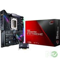 MX68140 ROG ZENITH EXTREME w/ DDR4 2666, 7.1 Audio, Dual M.2, U.2, 10G LAN, 802.11 ad, 4-way CrossFireX / SLI