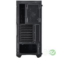 MX68554 MasterBox Lite 5 TG Tempered Glass ATX Case, w/ Side Window, Black