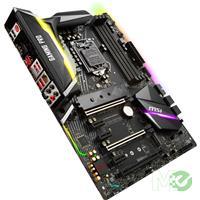 MX68577 Z370 GAMING PRO CARBON AC w/ DDR4-2666, 7.1 Audio, Dual M.2, Gigabit LAN, HDMI, DisplayPort, CrossFire / SLI
