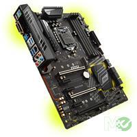 MX68581 Z370 SLI PLUS w/ DDR4 2666, 7.1 Audio, Dual M.2, Gigabit LAN, CrossFire / SLI