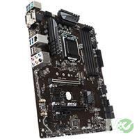MX68590 Z370-A PRO w/ DDR4-2666, 7.1 Audio, M.2, Gigabit LAN, CrossFire