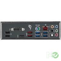 MX68656 STRIX Z370-H GAMING w/ DDR4-2666, 7.1 Audio, Dual M.2, Gigabit LAN, HDMI, CrossFire / SLI