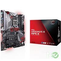 MX68661 Maximus X Apex w/ DDR4-2666, 7.1 Audio, Dual M.2, Gigabit LAN, HDMI, DisplayPort, CrossFire / SLI