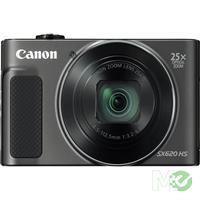 MX68758 PowerShot SX620 HS Digital Camera, Black