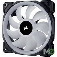 MX68780 Corsair LL120 RGB LED Dual Light Loop PWM Fan, 120mm