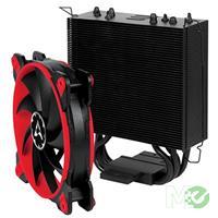 MX68965 Freezer 33 TR Tower CPU Cooler for AMD Ryzen Threadripper sTR4, Red/Black