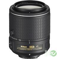 MX68970 D5300 Dual Lens Hard Bundle w/ D5300, 18-55mm f/3.5-5.6G VR II, 55-200mm f/4-5.6G ED VR II, Dual EN-EL14a Batteries, Gadget Bag