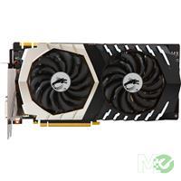 MX69076 GeForce GTX 1070 Ti TITANIUM 8GB PCI-E w/ Triple DP, HDMI, DVI