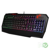 MX69453 Intercepter DS4200 Multi-color Backlighting Gaming Keyboard