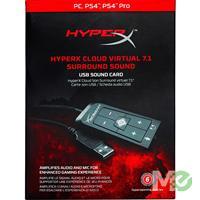 MX69506 Cloud Virtual 7.1 Surround Sound USB Sound Card w/ Integrated Audio Control Box