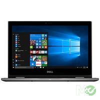 MX69507 Inspiron 13 I5378 5000 Series 2-in1 Laptop w/ Core i7-7500U, 8GB, 256GB SSD, 13.3in FHD Touch w/ Flip, Win 10, Gray