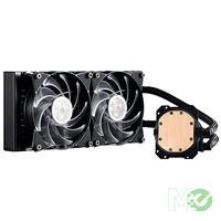 MX69788 MasterLiquid ML240L RGB CPU Cooler w/ 2x 120mm PWM Fan