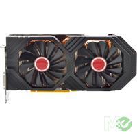 MX70177 Radeon RX 580 GTS Black Edition 8GB PCI-E w/ HDMI, DVI, Triple DisplayPort