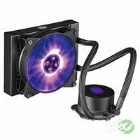 MX70288 MasterBox Lite 5 RGB Case Kit w/ MasterLiquid Lite 120 Liquid Cooler & MasterWatt 550W Semi-Modular Bronze Power Supply