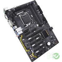 MX70573 B250 FinTech w/ DDR4 2400, 7.1 Audio, Gigabit LAN, 12x PCIe 3.0 slots